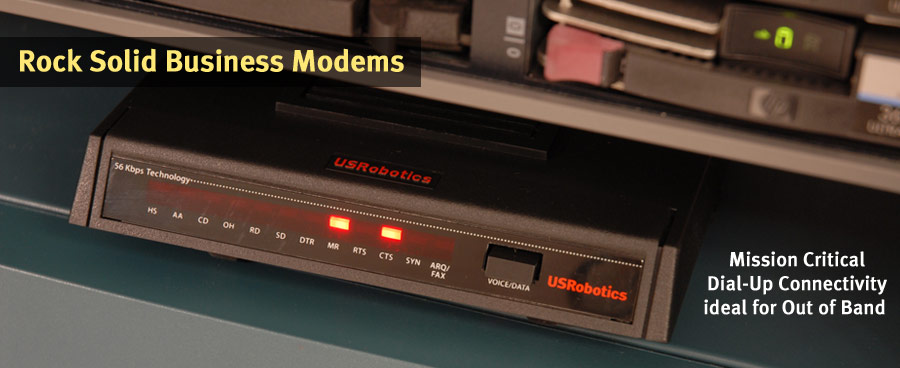 USR3453C Rock Solid Business Modems