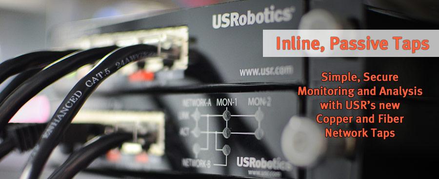 USR4501 Inline Network Taps