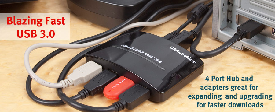 USR8400 Blazing Fast USB 3.0