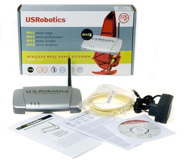 طريقة تركيب واعداد مقوي الاشارة اللاسلكية Range Extender 5441-box
