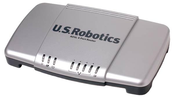 US ROBOTICS 9107A MODEM ROUTER