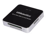USR8420 All-in-1 USB 3.0 Card Reader/Writer